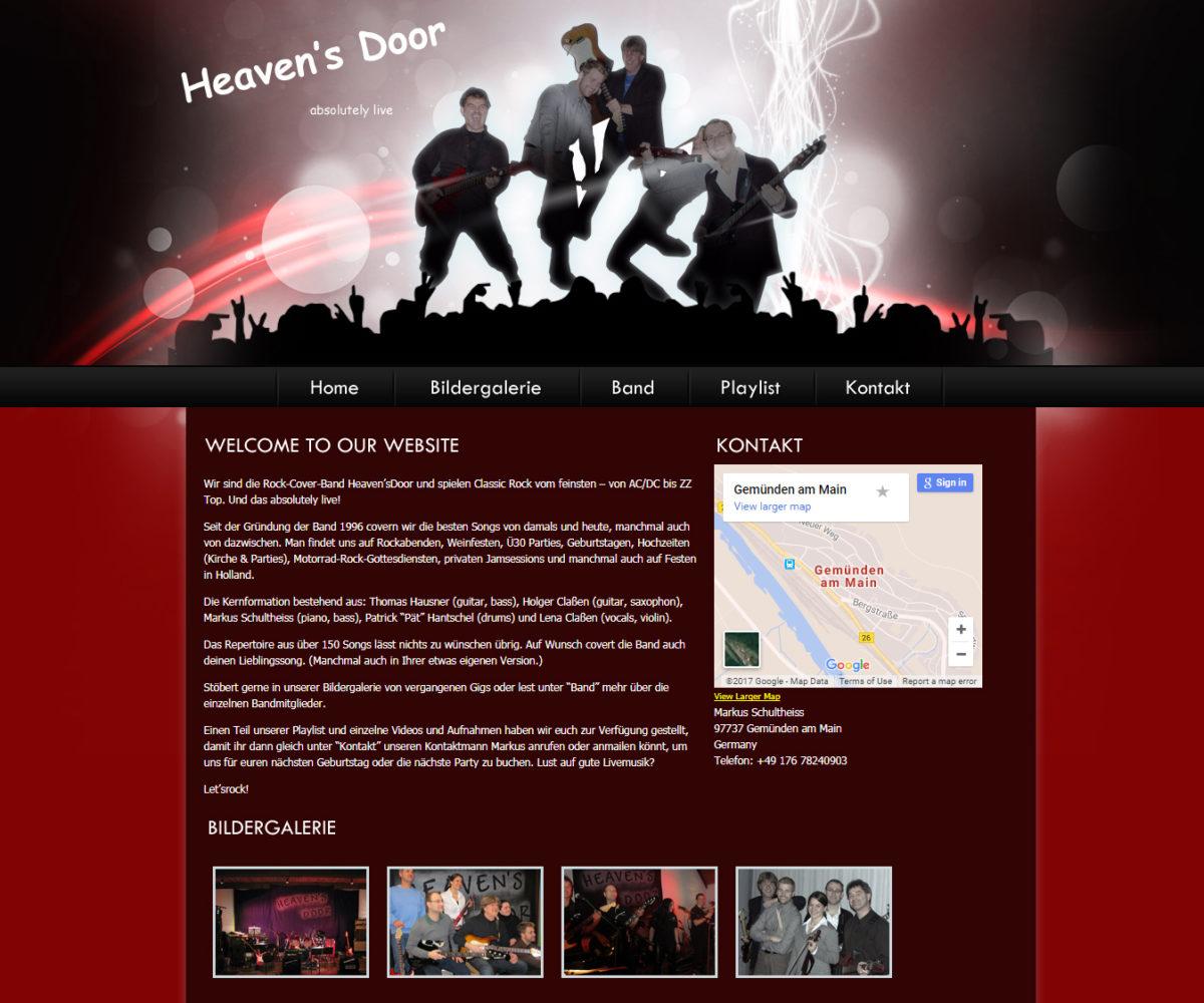 Heavensdoor Music