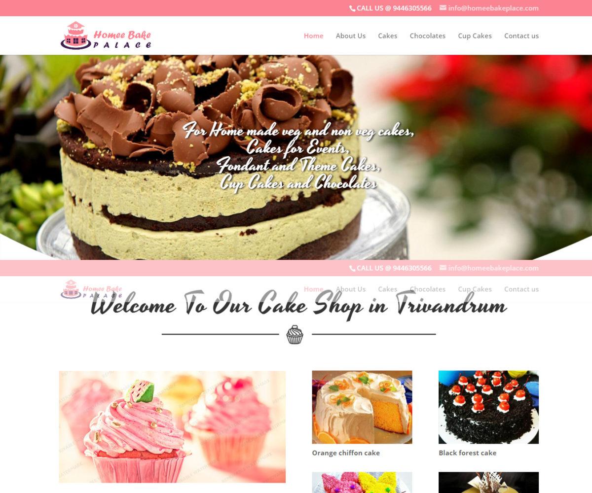 Homee Bake Palace