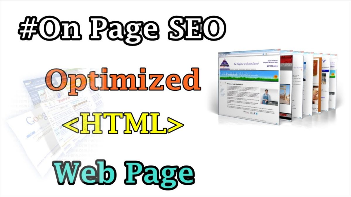 on page seo method