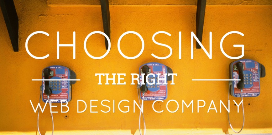 How To Choose The Right Web Design Company Trivandrum