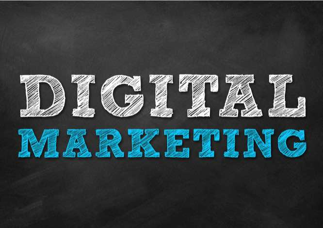 A Visual Summary about Digital Marketing: Benefits and importance.