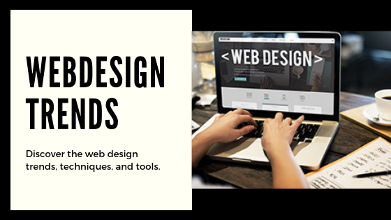 Most Popular Web Design Trends 2019