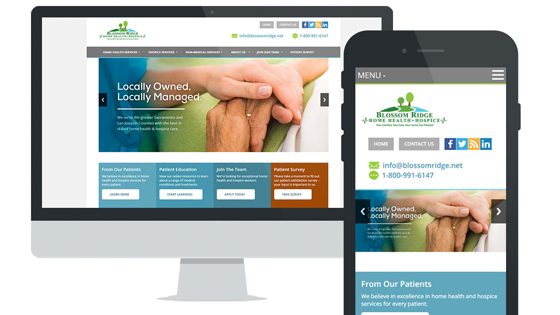 Mobile friendly website design trivandrum