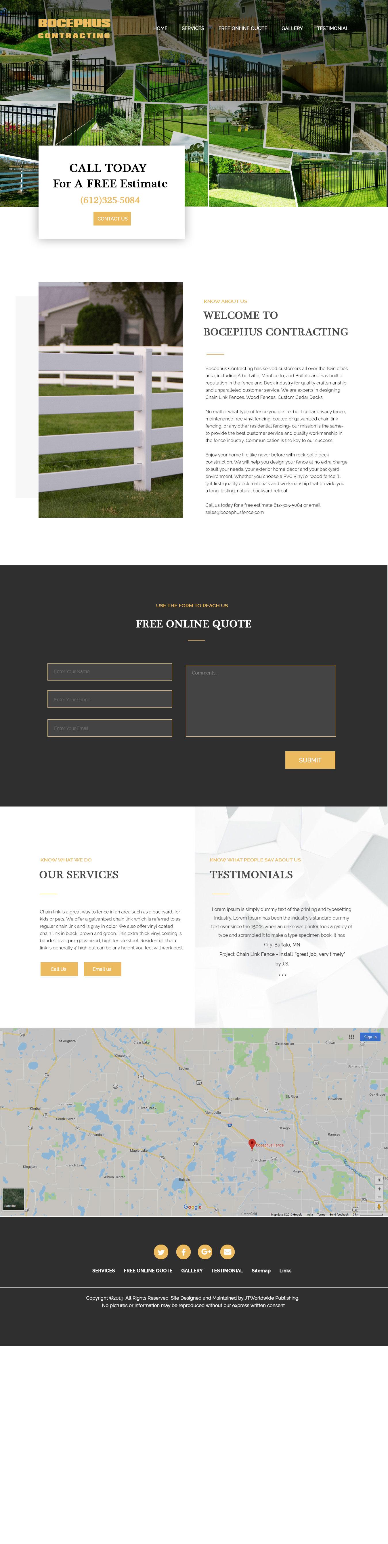 Web Designing Company In Trivandrum Top Web Designers