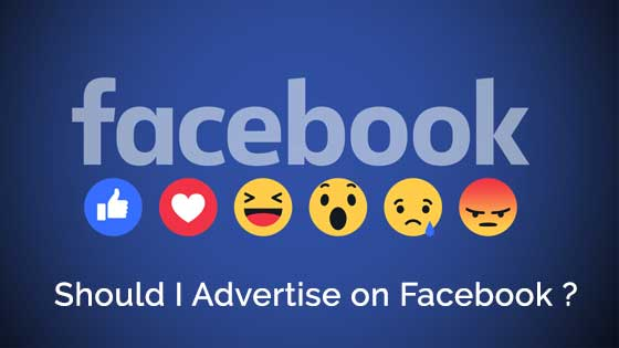 Why choose to advertise on Facebook?