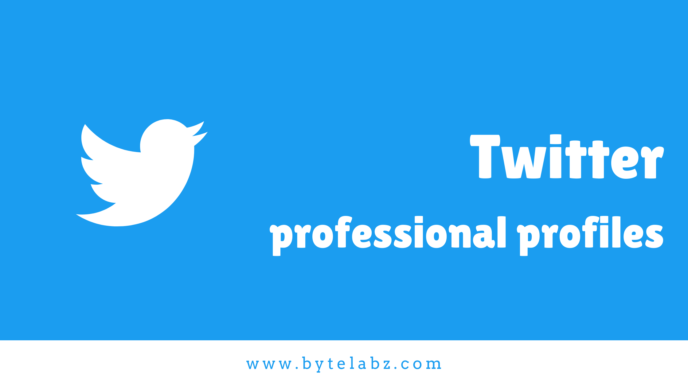 Twitter Marketing Trivandrum